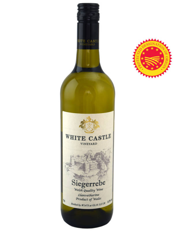 Welsh Wine Siegerrebe