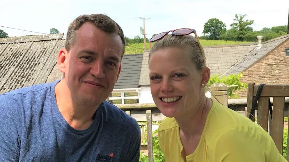 Heidi visits White Castle Vineyard