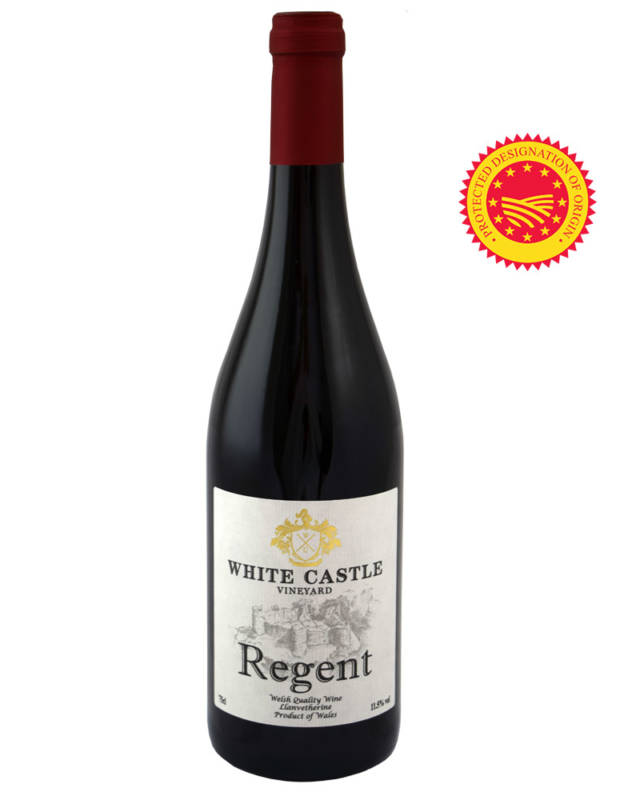 Welsh Wine Regent 2015