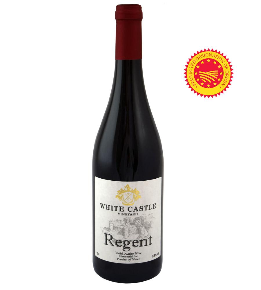 Welsh Wine Regent 2015