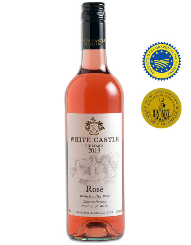 Welsh Wine Rose 2013
