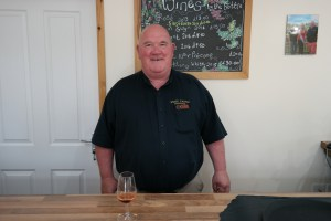 Red, Red Wine in Wales: Bottling a Dream