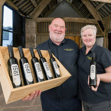 Wales first fortified wine 1581 tells the tale